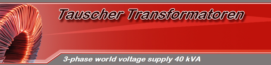 3-phase world voltage supply 40 kVA