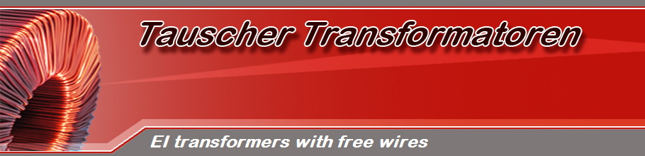 EI transformers with free wires